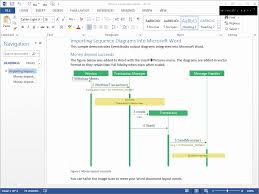 sequence diagram and context diagram galleryobject interaction diagram in microsoft word