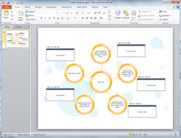 free circle spoke diagram templates for word  powerpoint  pdfpowerpoint circle spoke diagram template