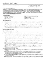 professional medical imaging technician templates to showcase your resume templates medical imaging technician