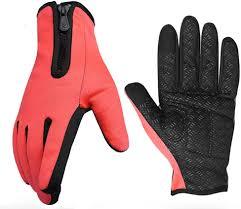 Handschoenen Gloves Cycling Finger <b>Bike</b> Winter <b>Bicycle Sport</b> ...