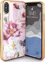 <b>Клип</b>-<b>кейс Ted Baker</b> connecTed Case для <b>iPhone</b> Xs Max ...