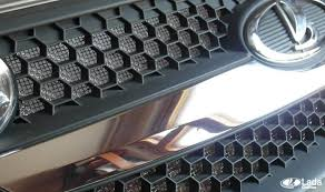 Установка <b>защитной сетки</b> на <b>решетку</b> радиатора Лада Ларгус ...