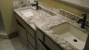 vanity tops sinks granite countertops  countertop trends granite appealing bathroom design finished with bes