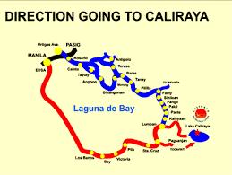 「ラグナ州カリラヤ地図」の画像検索結果