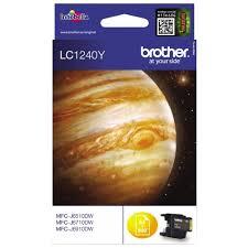 <b>Картридж Brother LC-1240Y</b> — купить по выгодной цене на ...