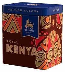Подарочный <b>чай Richard British</b> Colony Royal Kenya <b>черный</b> ...