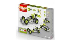 <b>конструктор engino pico</b> builds/inventor автомобили - 4 модели ...