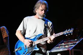 Bob Weir's isolated guitar for The <b>Grateful Dead's</b> final gig