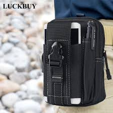 <b>LUCKBUY</b> Universal Outdoor Tactical Holster Military Molle Hip ...