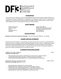 awesome resume designs visual arts david fernandez game developer resume resume templates