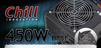 Chill Innovation    W Power Supply Review   Page   of
