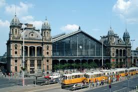 Stazione di Budapest Ovest