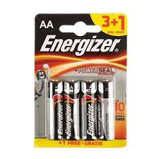 Батарейка ENERGIZER MAX Е91/АА ВР 3+1 - Все для дома