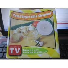 <b>Овощерезка As seen on</b> TV Twist Vegetable Chopper | Отзывы ...