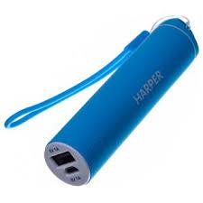 <b>Внешний аккумулятор Harper PB-2602</b> Blue – купить в СПб ...