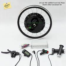 "Image result for 48V 1000W 26"" Rear Wheel Electric Bicycle LCD Display Motor Kit E-Bike Conversion"