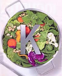 Resultado de imagen para funcion, deficiencia, toxicidad, fuentes naturales de la vitamina K