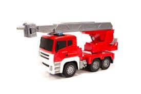 <b>Радиоуправляемая пожарная машина</b> MZ 1:18 (джойстик) - MZ2081