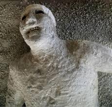 Image result for pompeii disaster bodies