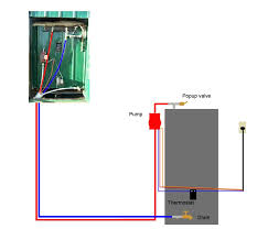 domestic hot water heaters and kits wiring and pex diagram hot water heater hookup for outdoor wood burning boiler