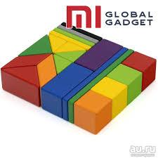 Магнитный <b>конструктор Xiaomi Mitu</b> Child Magnetic Building ...