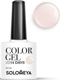 <b>Solomeya Гель-лак Color Gel</b>, тон Marshmallow SCG164 (Зефир ...