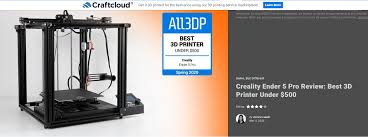<b>Creality Ender-5</b> Pro 3d printer