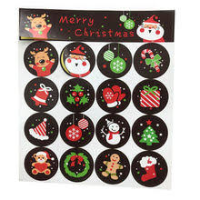 Compare Prices <b>on Santa</b> Seal Sticker Labels- Online Shopping/Buy ...