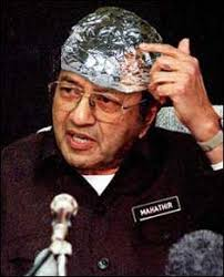 "I never finished Stephen King and Nora Roberts books genre, but the moment I read a book by Dalina Ismail entitled ""How to think like Mahathir"", ... - mahathir-think"