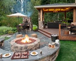 outdoor fireplace paver patio: diy  nice outdoor patio ideas on a budget deck fireplace ideas and options fire pit outdoor chiminea clay exterior decor pictures