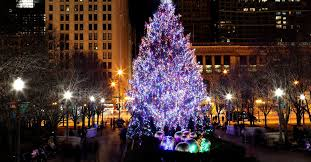 The 106-year history of <b>Chicago's Christmas</b> tree lighting tradition ...