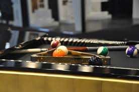 pool table dining tables:  contemporary pool table convertible dining tables not specified gold fusiontables
