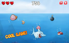 shark games hungry dash hd android apps on google play shark games hungry dash hd screenshot