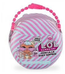 <b>Кукла</b>-<b>сюрприз L.O.L.</b> Surprise Ooh La La Baby Surprise LIL Bon ...