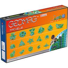 <b>Конструктор магнитный Geomag</b> Panels 463 (1001756058) купить ...