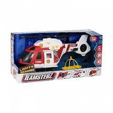 <b>Пожарный вертолет Roadsterz</b> (свет, звук)