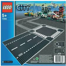 Купить конструктор <b>LEGO City Перекресток 7280</b> в интернет ...