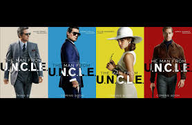 the man from uncle movie poster के लिए चित्र परिणाम