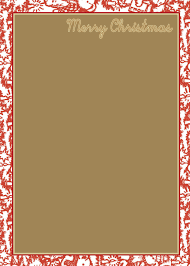 paper template border paper template