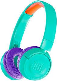 Беспроводные <b>наушники</b> с микрофоном <b>JBL JR300BT</b> Turquoise ...