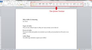 essential tips for writing the table of contents gamesfemme document styles