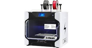 <b>Qidi Tech i</b>-Fast - 3DJake International