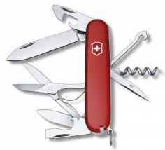 <b>Нож перочинный</b> Victorinox <b>Climber</b> (1.3703) <b>91мм</b> 14функций ...