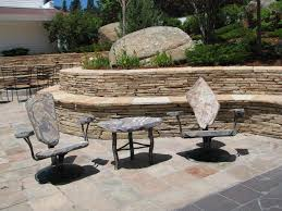 lots outdoor furniture design fascinating patio lots  stone furniture x lots