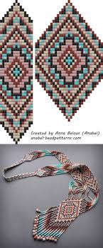 - Схемы для бисероплетения / Free <b>bead</b> patterns - | <b>Beadwork</b> ...