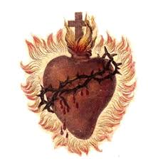 Image result for sacred heart devotion today