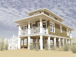 ideas about Beach House Plans on Pinterest   House plans    jesolo beach house   Google Suche