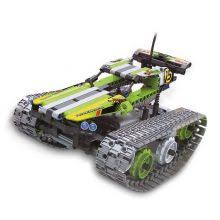 <b>QiHui</b> Technics QH8015 <b>радиоуправляемый конструктор Stunt</b> Car