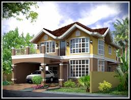 Traditional Classic Exterior House Design in Natural Taste   Home    exterior house designs