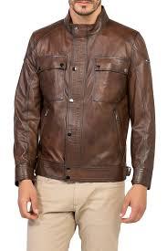 <b>Куртка JIMMY SANDERS</b> арт 18F_CTM22001_BROWN BROWN ...